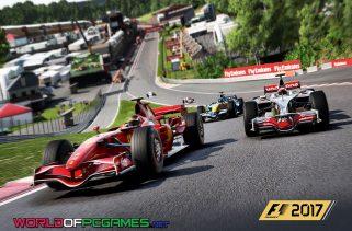F1 2017 Free Download PC Game By Worldofpcgames.net