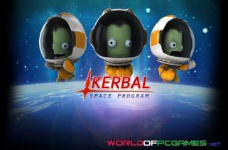 Kerbal Space Program Free Download PC Game By Worldofpcgames.net