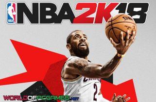 NBA 2K18 Free Download PC Game By Worldofpcgames.net
