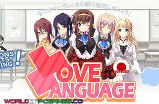 Love Language Japanese Free Download PC Game By Worldofpcgames.co