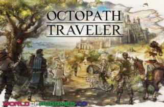 OCTOPATH TRAVELER Free Download By Worldofpcgames.co