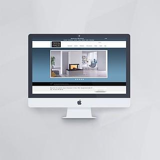 Webdesign - Webseite für Ofenhaus Maric mit WordPress
