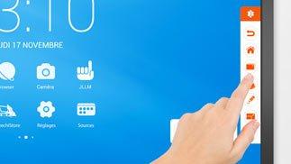 Interface écran interactif