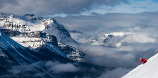 skiing-banff-lake-louise
