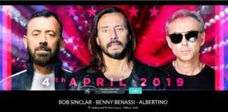 BOB SINCLAR - BENNY BENASSI - ALBERTINO