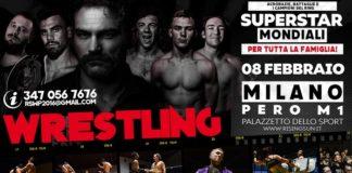 Wrestling Live Milano