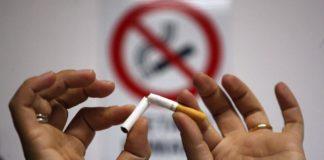 divieto di fumare milano