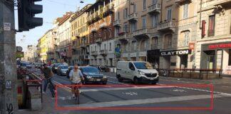 casa avanzata biciclette pista ciclabile