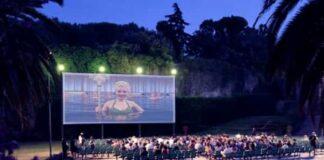 AriAnteo Monza cinema all'aperto villa reale