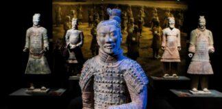 Esercito di terracotta e il primo Imperatore della Cina