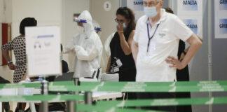 curva dei contagi tamponi test rapidi