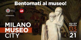 MILANO MUSEO CITY 2021: il programma