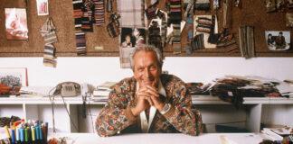 MODA: al MaGa un'esposizione di tessuti e lavori per commemorare lo stilista Ottavio Missoni