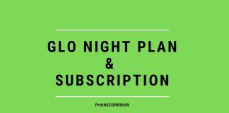 Glo Night Plan, Subscription Code, Bonus and Price