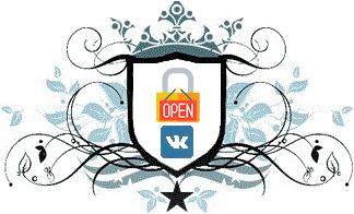 Как открыть профиль в ВК