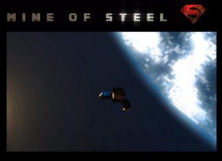 Minecraft-Superman