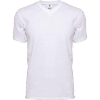 Dovre-t-skjorte-v-hals