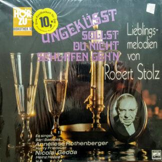 Various - Ungeküsst Sollst Du Nicht Schlafen Geh'n (LP, Album)