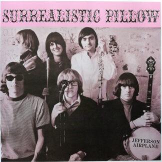 Jefferson Airplane - Surrealistic Pillow (LP, Album, RE, RM, 180)