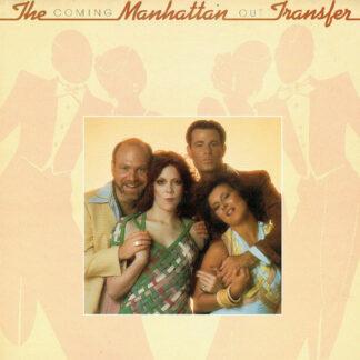 The Manhattan Transfer - Coming Out (LP, Album)