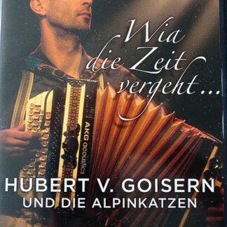 Hubert Von Goisern ,Und Die Alpinkatzen - Wia Die Zeit Vergeht .... (DVD-V, Comp, PAL)