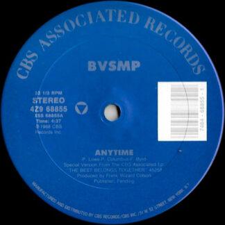 "BVSMP* - Anytime (12"")"