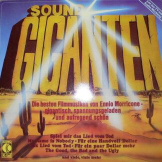 Ennio Morricone - Sound Giganten (LP, Comp)