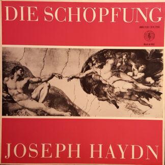 Joseph Haydn, Ingeborg Wenglor, Gerhard Unger, Theo Adam, Solistenvereinigung, Großer Chor Des Rundfunk Sinfonie-Orchester*, Helmut Koch - Die Schöpfung (2xLP, Mono, Box)