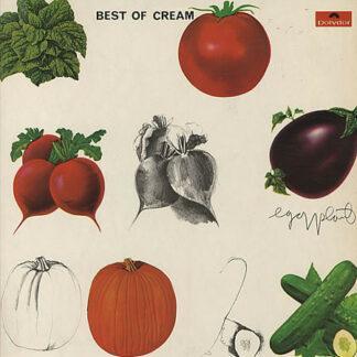 Cream (2) - Best Of Cream (LP, Comp)