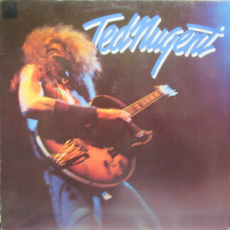 Ted Nugent - Ted Nugent (LP, Album, RE)