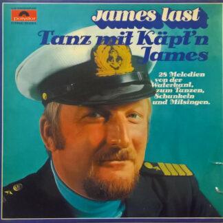 James Last - Tanz Mit Käpt'n James (LP, Comp, Club, Mixed)