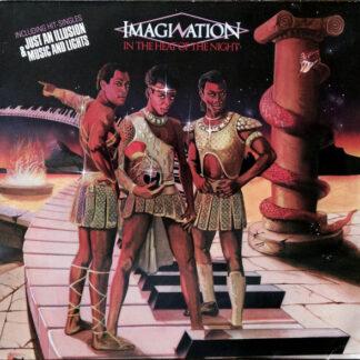 Imagination - In The Heat Of The Night (LP, Album)