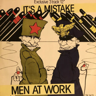 """Men At Work - It's A Mistake (12"""")"""