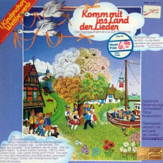 Various - Komm Mit Ins Land Der Lieder (LP, Comp)