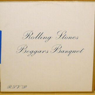 The Rolling Stones - Beggars Banquet (LP, Album, Mono)