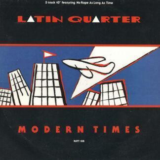 "Latin Quarter - Modern Times (10"", Single)"
