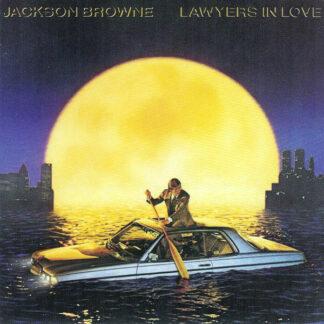 Jackson Browne - Lawyers In Love (LP, Album, Spe)