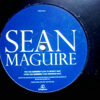 "Sean Maguire - Suddenly (12"", Promo)"