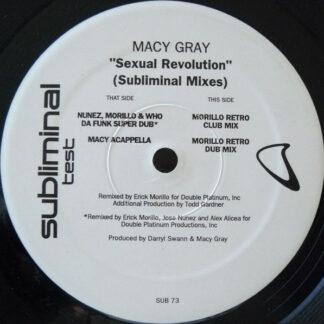 Macy Gray - Sexual Revolution (Subliminal Mixes) (12