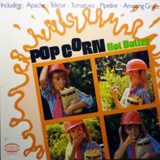 Hot Butter - Popcorn (LP, Album)
