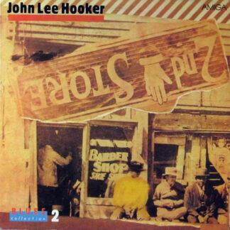 John Lee Hooker - Blues Collection 2 (LP, Album, RE)