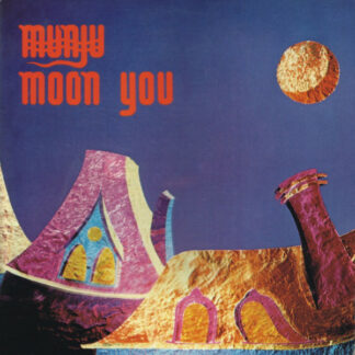 Munju - Moon You (LP, Album)