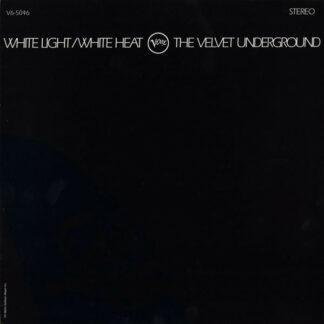 The Velvet Underground - White Light / White Heat (LP, Album, Ltd, RE, Whi)