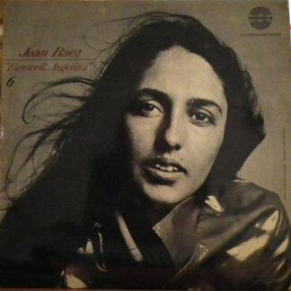Joan Baez - Farewell, Angelina (LP, Album)