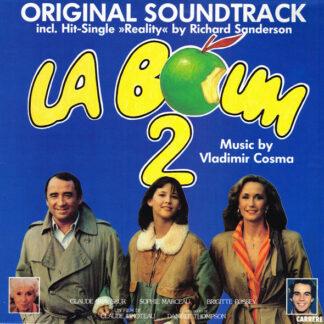Various - La Boum 2 (Original Soundtrack) (LP, Album)