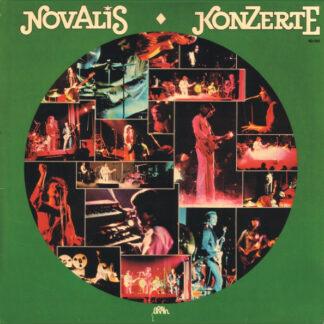 Novalis (3) - Konzerte (LP, Album, RP)