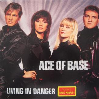 """Ace Of Base - Living In Danger (12"""", Single)"""