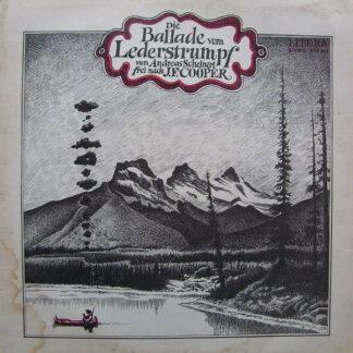 J. F. Cooper* - Die Ballade Vom Lederstrumpf (LP, Album)