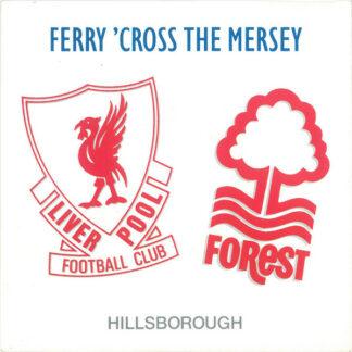 "The Christians, Holly Johnson, Paul McCartney, Gerry Marsden & Stock Aitken Waterman* - Ferry 'Cross The Mersey (7"", Single)"