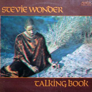 Stevie Wonder - Talking Book (LP, Album)